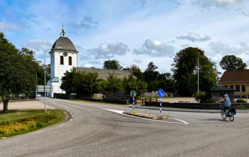 Kattegattleden - Morup Church